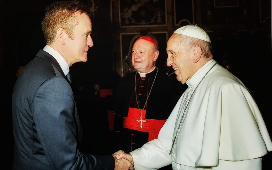 eMin presented at The Vatican